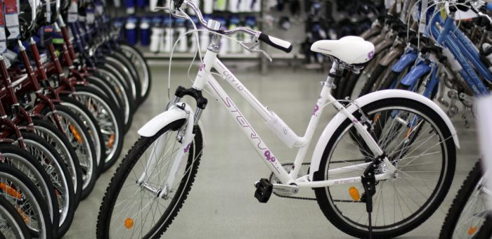 Как появился велосипед с открытой рамой?