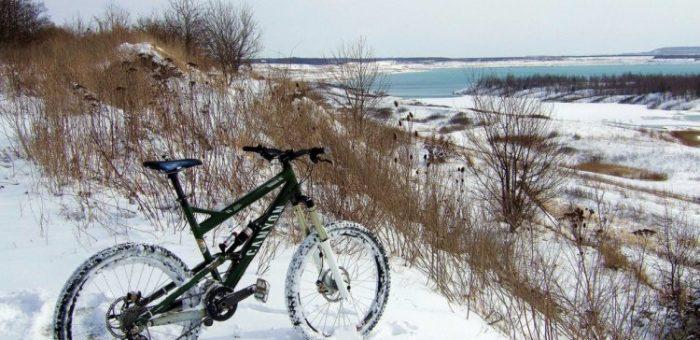 Как не заболеть на велосипеде зимой