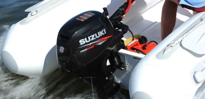 Лодочный мотор SUZUKI 140
